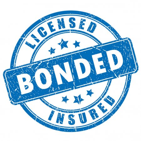 Licensed Bonded Insured landscape services